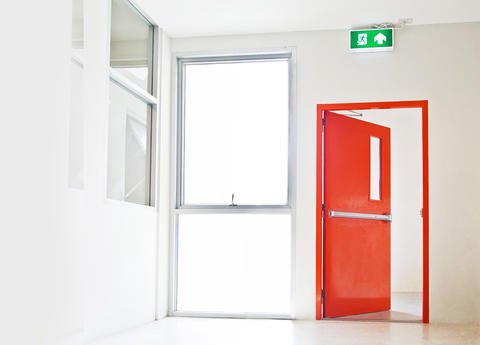 Огнезащитная дверь
